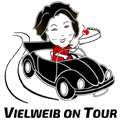 Logo Vielweib on Tour